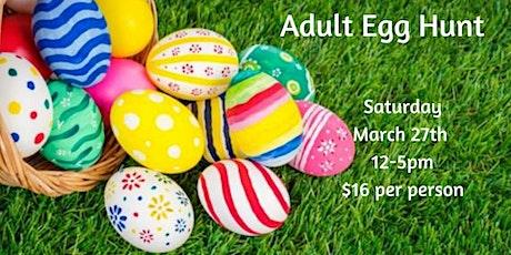 Adult Egg Hunt tickets