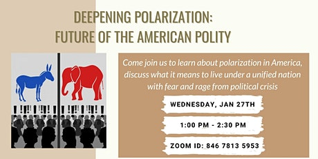 Deepening Polarization: The Future of American Polity tickets