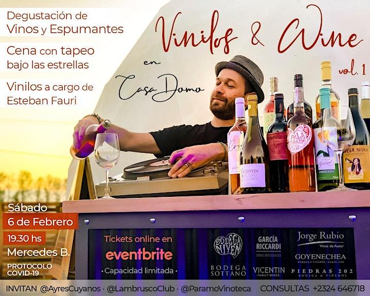 Imagen de Vinilos & Wine - Vol.1