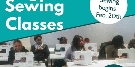 Sew In Detroit Beginner Sewing Classes tickets