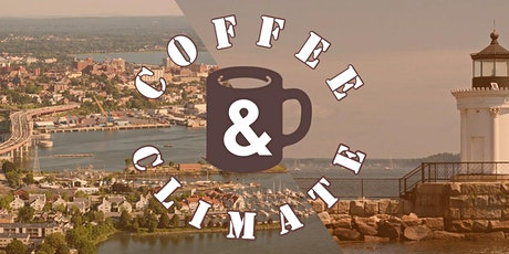 February Coffee and Climate tickets