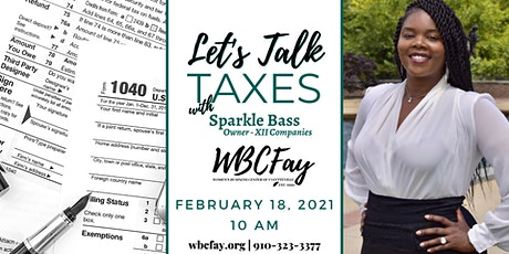 Let's Talk Taxes tickets