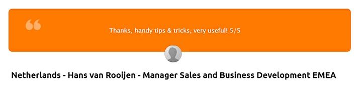 Virtual Presentation Skills : Free Taster for business professionals image