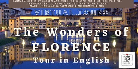 The Wonders of FLORENCE tickets