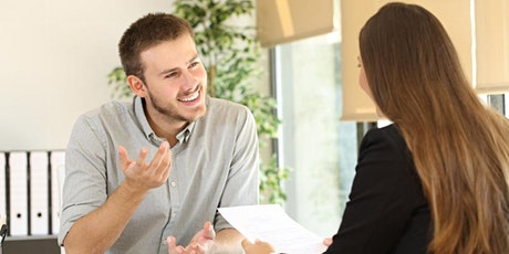 Interview Skills session tickets