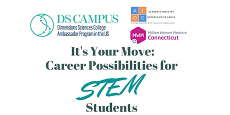 It's Your Move: career possibilities for STEM students tickets