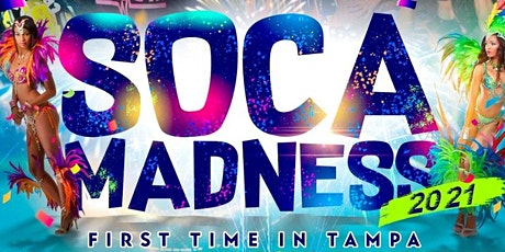Soca Madness 2021 tickets