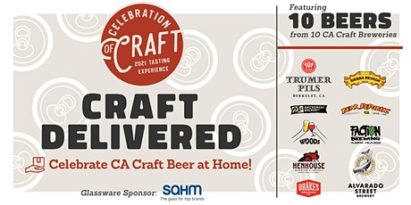 Celebration of Craft Virtual Tasting Experience tickets