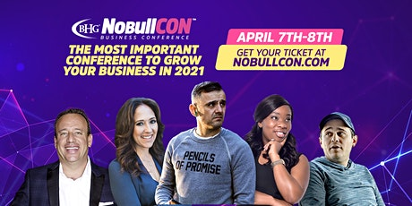 NOBULL CON - Virtual Business Conference tickets