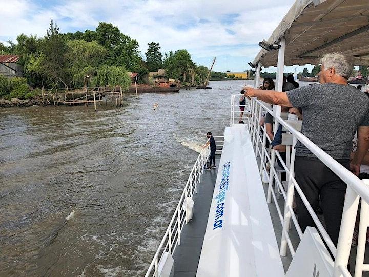 Imagen de Navegación y desconexión en el Tigre Low Cost