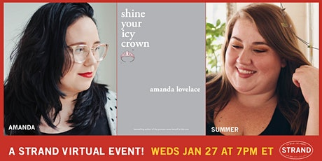 amanda lovelace + Summer Webb: shine your icy crown tickets