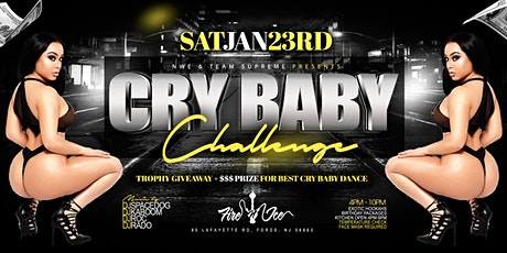 CRY BABY CHALLENGE ‼ tickets