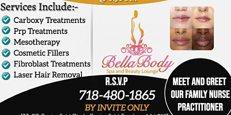 Medical Aesthetics Launch tickets