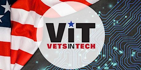 VetsinTech Cybersecurity by Palo Alto Networks tickets