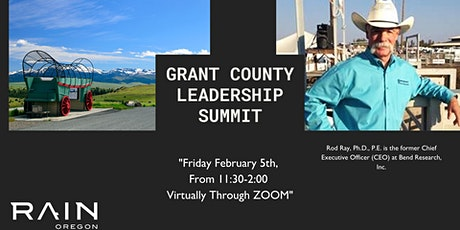 Grant County Leadership Summit tickets