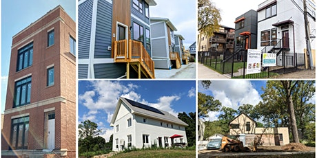 Electric Home New Construction 101: Envelope, Mechanicals, Solar, Incentive tickets