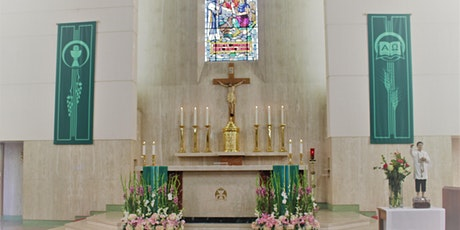 Holy Mass- 3rd Sunday of Ordinary Time tickets