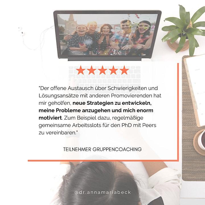 Online-Coworking-Community für Promovierende - Probemonat (Februar 2021): Bild
