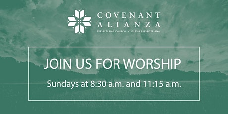 January 24 Worship Service tickets