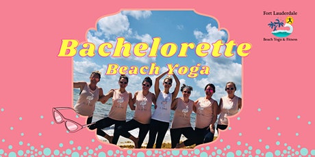 Bachelorette Beach Yoga tickets
