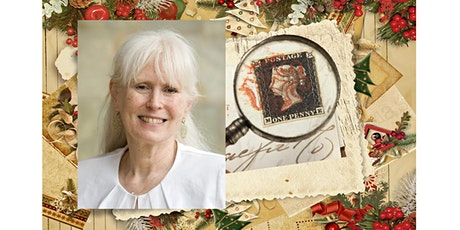 The Penny Post:  Before Stamps Were Forever with Catherine J. Golden tickets