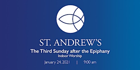 January 24: Indoor Worship at St. Andrew's tickets