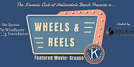 Kiwanis Club of Hallandale Beach Wheels & Reels: Grease tickets