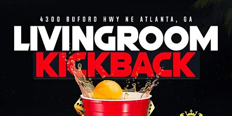 Living Room Kickback tickets