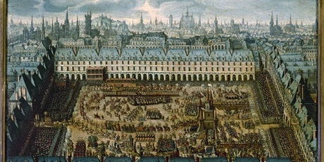 History and anecdotes of Le Marais quarter: interactive webinar with guide tickets