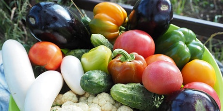 Spring and Summer Vegetable Gardening tickets