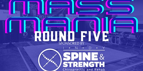 MASS Mania: Round Five tickets