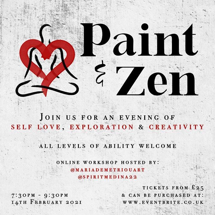 Paint & Zen image