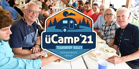 uCamp21 - Teardrop Rally tickets