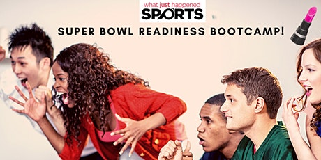 Super Bowl Readiness Bootcamp tickets