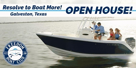 Freedom Boat Club Galveston | More Boats and More Fun in 2021! tickets