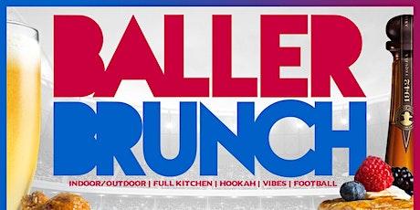 Baller Brunch ATL tickets