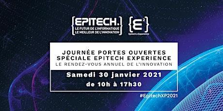 EPITECH EXPERIENCE 2021 {NICE } billets