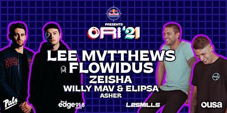 Lee Mvtthews, Flowidus, Zeisha, Willy Mav & Elipsa, & Asher tickets
