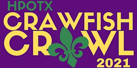 HPOTx Crawfish Crawl 2021 tickets