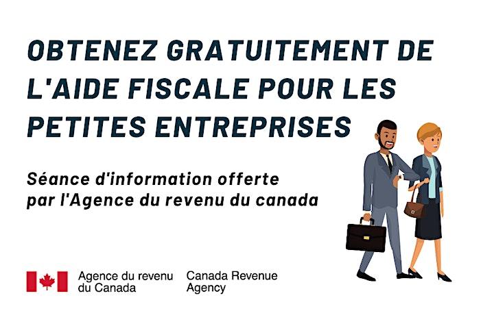 Image de Séance d'information par l'Agence du Revenu du Canada