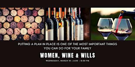 Women, Wine & Wills tickets