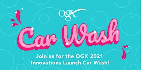 OGX TAKES OVER LA CAR WASH tickets