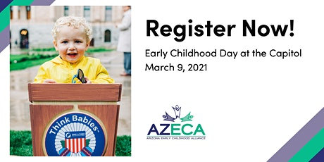 AZECA  Early Childhood Day at the Capitol tickets