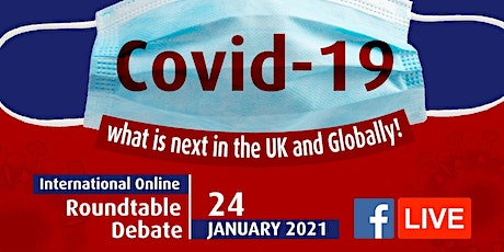 Covid-19: what is next in the UK, Sudan and Globally! tickets