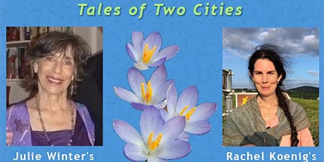 Tales of Two Cities: Readings with Julie Winter & Rachel Koenig tickets