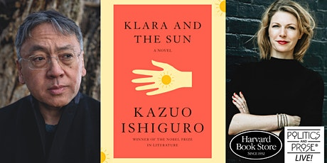 Virtual Event: Kazuo Ishiguro tickets