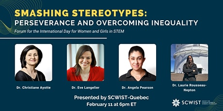 Smashing Stereotypes: Perseverance & Overcoming Inequality tickets