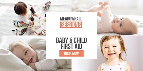 Online Nurse Led Baby and Child First Aid and Basic Life Support Workshop tickets