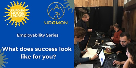 Employability Series (2/4): What does success look like? tickets