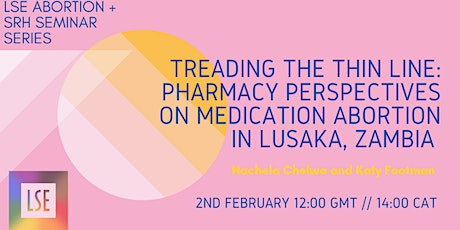 Treading the thin line: Pharmacy perspectives on medication abortion tickets